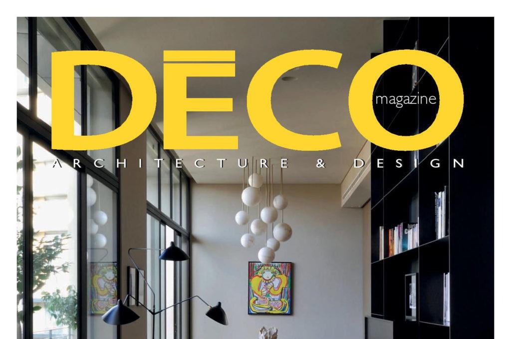 Dori Hitti in Déco Magazine