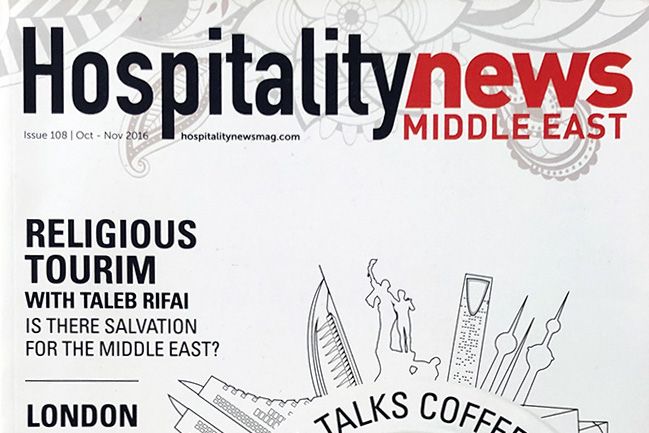 Hospitality News Article