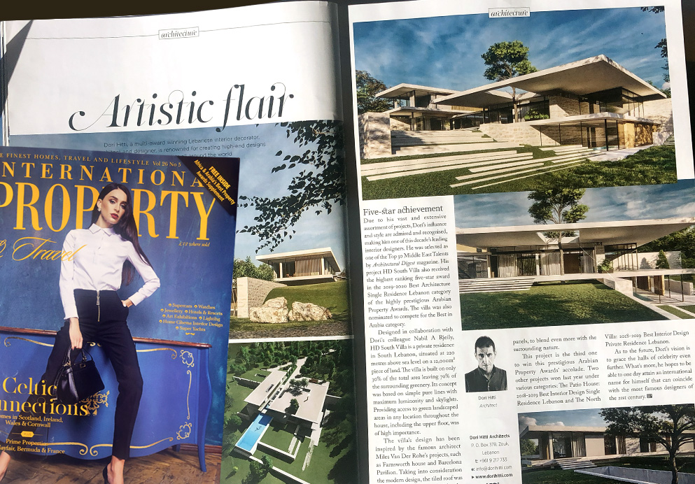 International Property & Travel Article