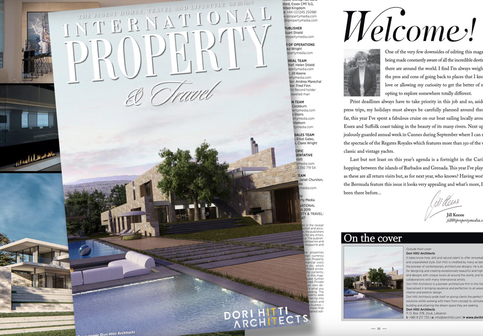 International Property & Travel Cover